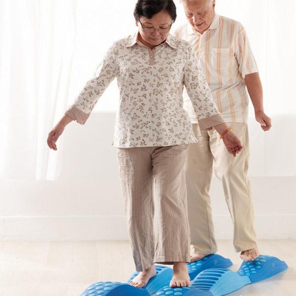 【台灣We Play】波浪觸覺步道(藍色海洋)