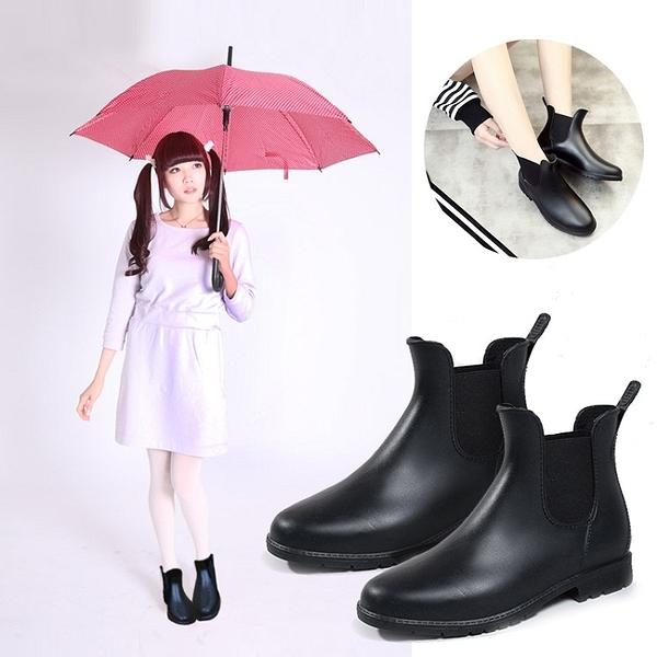 雨鞋 雨靴 時尚雨鞋 雨靴  晴雨兩用【F004】