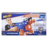 NERF樂活射擊遊戲 Elite菁英系列 N-strike hyperfire blaster 強速機關連發 TOYeGO 玩具e哥