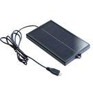 太陽能充電板可為USB充電風扇充電