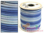 3M M 腊繩段染G 藍色系混