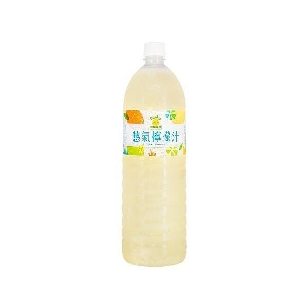 Becky Lemon 憋氣檸檬 檸檬汁(1460mlx6瓶組)【小三美日】※限宅配/無貨到付款/禁空運