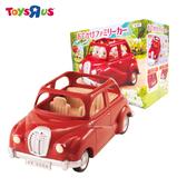 玩具反斗城 森林家族 家庭車-紅