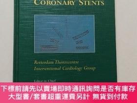 二手書博民逛書店HANDBOOK罕見OF CORONARY STENTSY19456 HANDBOOK OF CORONAR