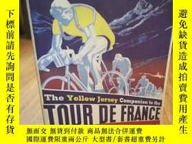 二手書博民逛書店The罕見Yellow Jersey Companion to