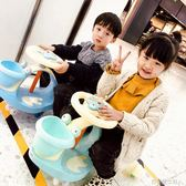 兒童扭扭車寶寶溜溜車搖擺車1-3-6歲嬰幼妞妞車靜音輪帶音樂燈光 igo 全館免運