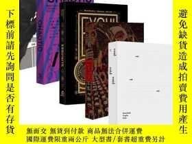 二手書博民逛書店設計五感Remarkable罕見Graphic Styles 5本套裝全集 拙 亂 精 空 惡 英文原版平面設計