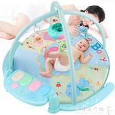 嬰兒鍛煉多功能腳踏琴健身架0-1歲男孩12個月女寶寶腳踩鋼琴玩具igo 『歐韓流行館』