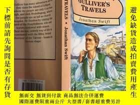 二手書博民逛書店gulliver s罕見travels 格列佛遊 記Y200392