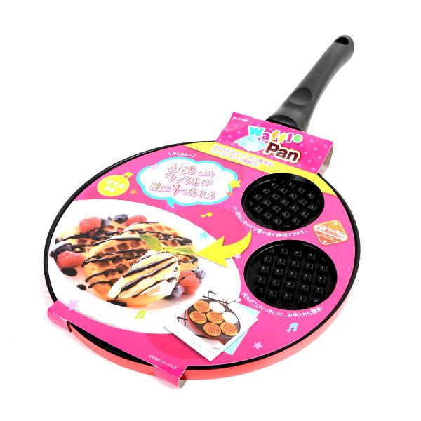 日本【PEARL】甜點烘焙鍋系列--鬆餅鍋 / D-6094