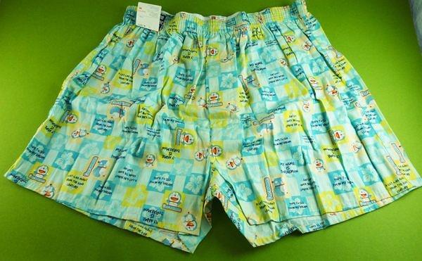 【震撼精品百貨】Doraemon_哆啦A夢~平口褲-花-LL【共1款】