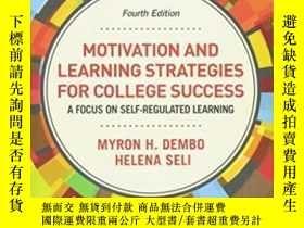 二手書博民逛書店【罕見】2012年出版平裝 Motivation And Lea