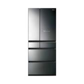 國際 Panasonic 650公升無邊框玻璃六門變頻冰箱 NR-F656WX