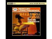 【停看聽音響唱片】【K2HD】Frederick Fennell - Hi-Fi A La Espanola & Popovers