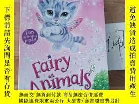 二手書博民逛書店fairy罕見animals of misty woodY246207