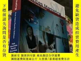 二手書博民逛書店Services罕見Marketing (First Asia-