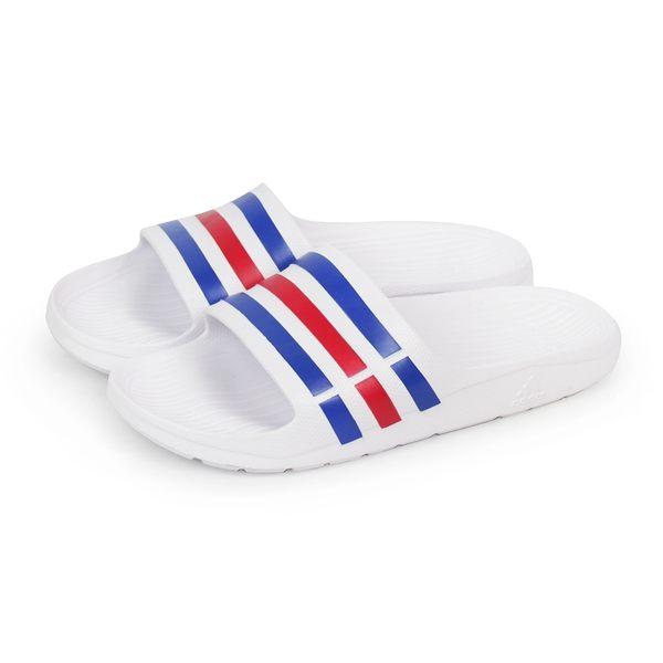 Adidas 男女 DURAMO SLIDE 愛迪達 拖鞋- U43664