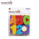 munchkin 字母數字洗澡玩具學習組[衛立兒生活館]