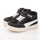 IFME健康機能鞋 護踝支撐靴款 NI71211黑(小童段)