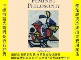 二手書博民逛書店Companion罕見To Feminist Philosophy (blackwell Companions T