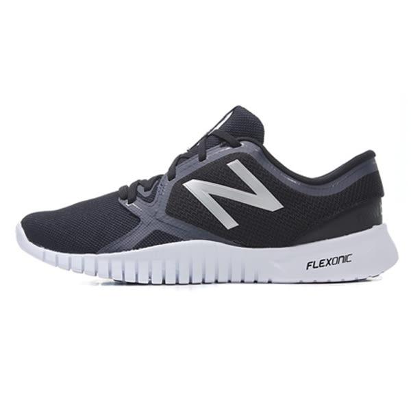 New Balance Flexonic 男 黑 白 運動休閒鞋 慢跑鞋 輕量路跑鞋 超寬楦 4E NB MX66OM2