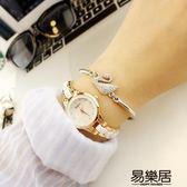 館長推薦☛手鏈錶女手錶韓版簡約女士手錶女