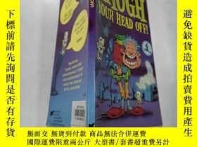 二手書博民逛書店罕見laugh:笑:Y200392