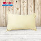 Masa 磨毛晶彩舒眠枕 黃 一顆 台灣製 超取限一顆 伊尚厚生活美學
