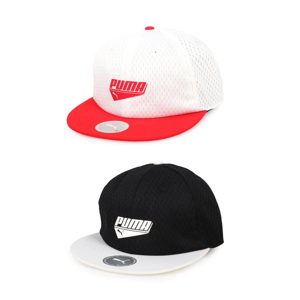 PUMA 基本系列蓋帽(遮陽 防曬 鴨舌帽 帽子 免運 ≡排汗專家≡
