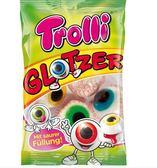 【德潮購】Trolli 立體眼球夾心酸酸軟糖 (小袋裝) 75克裝/4入