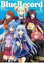 蒼藍鋼鐵戰艦  ARS NOVA  Blue Record