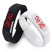 手錶 LED觸控電子夜光手錶男錶女錶手環時尚潮流情侶中小學生兒童 潮先生