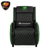 COUGAR 美洲獅 RANGER 專業級電競沙發椅 黑綠