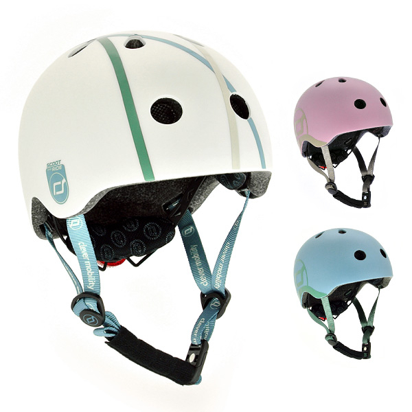 奧地利 Scoot & Ride 兒童運動用頭盔|防護帽(3色可選)|cool飛