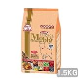 寵物家族-Mobby莫比 愛貓無穀配方(鵪鶉+鴨肉)1.5kg
