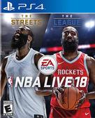 PS4 勁爆美國職籃 18(美版代購)