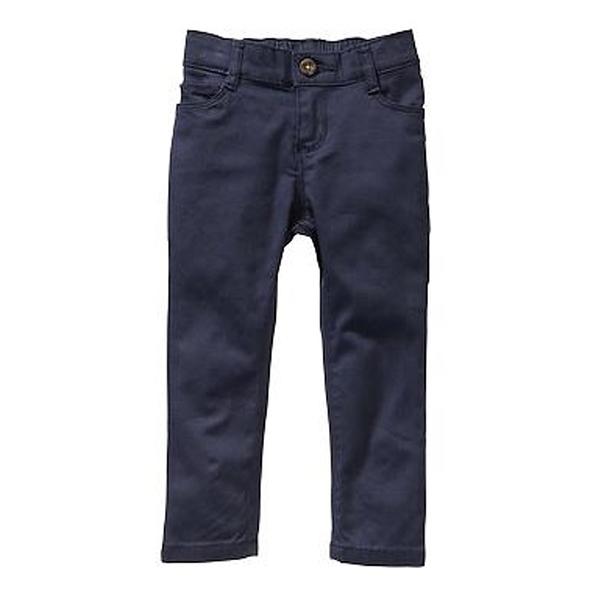 女童居家長褲 休閒外出褲子 深藍 | Old Navy童裝 (兒童/小孩/小朋友/幼童/小童/孩童/寶寶)