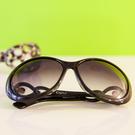 太陽眼鏡/墨鏡/酷亮黑2396C-12版