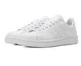 Adidas ADVANTAGE 女款白色運動休閒鞋-NO.EE9690