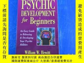 二手書博民逛書店PSYCHIC罕見DEVELOPMENT FOR BEGINNE