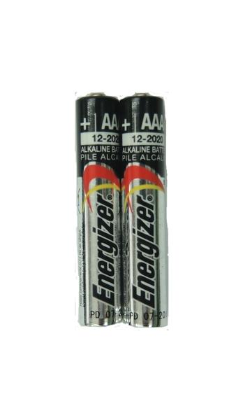 全館免運費【電池天地】Energizer 勁量鹼性6號電池 2顆(AAAA ) 適用繪圖筆.LED燈.翻譯機