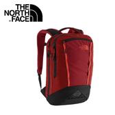 【The North Face 17L 13吋電腦背包《磚瓦紅/亞克力橘》】CHK5/出國/旅遊/休閒