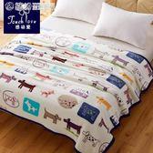 毛毯 毛毯冬季珊瑚絨加厚法蘭絨毯子床墊床單單件毛絨單人雙人法萊鋪床 「繽紛創意家居」