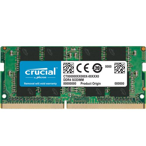 Micron 美光 Crucial DDR4 3200 16G NB 筆記型電腦記憶體 CT16G4SFS832A (限INTEL 9代以上)