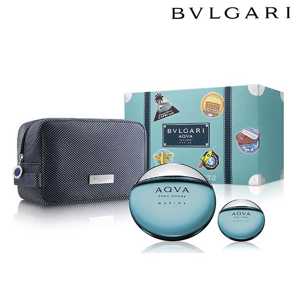 【現貨】寶格麗 BVLGARI AQVA 活力海洋水能量男性淡香水禮盒 限量版【SP嚴選家】