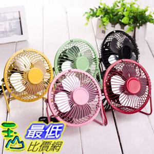 [玉山最低比價網] 《清涼一下》4吋 迷你 復古 靜音 USB 造型 風扇 電風扇 隨機出貨_(771010_R106)