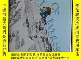 二手書博民逛書店英文原版罕見East of Everest by Bob Lan