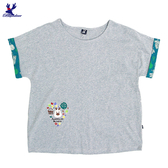 【春夏新品】American Bluedeer - 森林小廘上衣(魅力價)  春夏新款