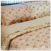 高級精梳棉【薄被套+薄床包】【6*6.2尺】(加大)四件套高級精梳棉/御芙專櫃『南風之戀』