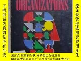二手書博民逛書店英文原版罕見Understanding Organization